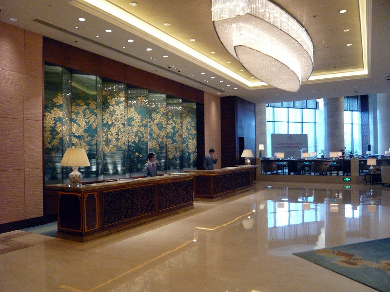 Shangri La Hotel Yangzhou