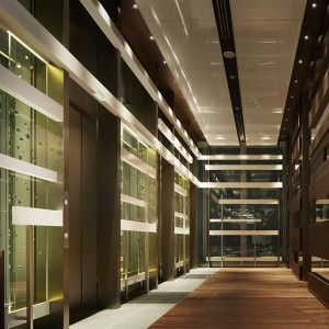 大阪マリオット都ホテル | Works ...
